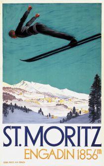 Art Deco Carl Moos 1924