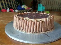 Bolu Cake, Bakery Cakes, Sponge Cake, Chocolate Ganache, Tiramisu, Tart, Food And Drink, Birthday Cake, Ethnic Recipes