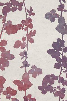 flutter+vines+purple+burgundy+wallpaper+leaves+foliage+wall+decor+cococozy+anthropologie.jpeg (410×615)