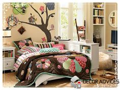 cool Changing Your Little Girl's Bedroom Decor