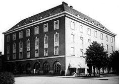 KOSKESTA VOIMAA - KAUPUNKI - AIKAKAUSI 1918-1940 - OSUUSLIIKE VOIMA