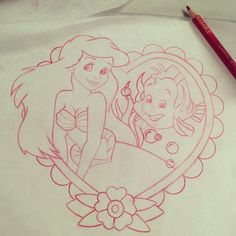 disney traditional tattoo - Google Search