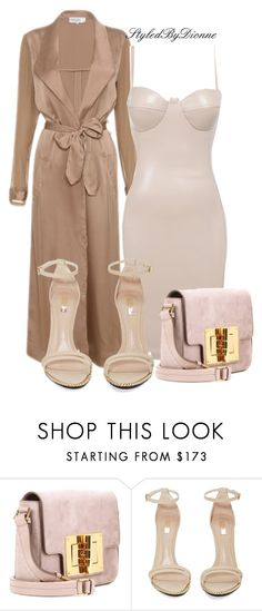 """""""Untitled #489"""" by styledbydionne ❤ liked on Polyvore featuring House of CB, Tom Ford and Jeffrey Campbell"""