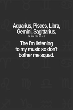 - Which Zodiac Squad would you fit in? Find out here- More Zodiac Compatibility here Pisces Quotes, Zodiac Horoscope, Horoscope Signs, Astrology Signs, Zodiac Star Signs, Zodiac Sign Facts, Zodiac Personalities, Libra Love, Zodiac Society