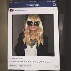 Pin for Later: Die 43 modischsten Halloween-Kostüme für Fashionistas Berühmter Blogger