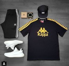 men s outfitters cardiff Hype Clothing, Mens Clothing Styles, Fresh Outfits, Classic Outfits, Tomboy Outfits, Fashion Outfits, Mens Fashion Wear, Football Outfits, Outfit Grid