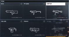 Battlefield 4 SMGs
