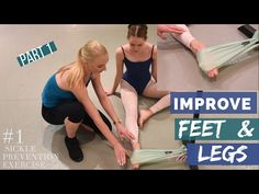 Best Tips to IMPROVE FEET | PT 1 - YouTube