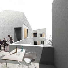 9 Viviendas en Puigpunyent / TEd'A arquitectes