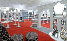 The Style Examiner: New Christian Louboutin Boutique by Lee Broom