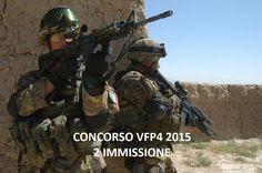 Concorso VFP4 2015 2 immissione