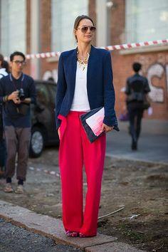 Essence | Rita Varela - Consultoria de Imagem: Street Style | Milan Fashion Week