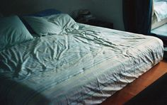 #unmade beds