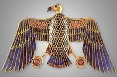 Necklace from King Tut's tomb