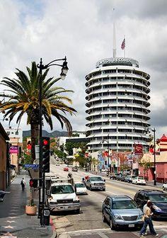 Capitol Records building, Los Angeles