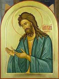Святой Иоанн Предтеча (Креститель) Saints, Princess Zelda, Fictional Characters, Orthodox Icons, Nun, Santos