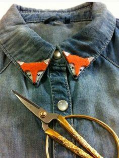 FOX collar tips DIY
