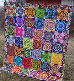 Sane, Crazy, Crumby Quilting: 2015 Quilt Finishes