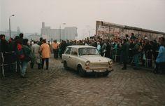 Berlin Wall, Near Brandenburg Gate, Berlin December 1989 West Berlin, Berlin Wall, East Germany, Berlin Germany, Brandenburg Gate, Into The West, Iron Wall, Cold War, United Kingdom