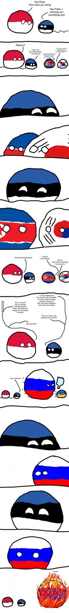 Oh you Estoniaball...