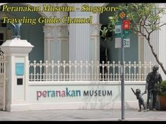 Peranakan Museum - Singapore - Visit Singapore - Travel to Singapore - Famous place in Singapore - WATCH VIDEO HERE -> http://singaporeonlinetop.info/travel/peranakan-museum-singapore-visit-singapore-travel-to-singapore-famous-place-in-singapore/    The Peranakan Museum is a museum in Singapore specialising in Peranakan culture. A sister museum to the Asian Civilizations Museum, it is the first of its kind in the world, that explore Peranakan cultures in Singapore and other