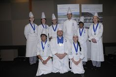 Our first Diplôme de Pâtisserie graduates (October 2012 intake)