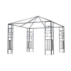 10x10ft Patio Gazebo Frame Steel Pavilion Tent Canopy Garden Leaf Panel Shelter  $148.56  $185.70  (10 Available) End Date: Apr 272016 07:59 AM GMT-07:00