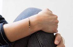 Bracelet hématite Maison Mathuvu