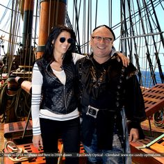 Angie in her new Dita sunglasses and Steve in Dita glasses are on a Pirate Voyage.  Eye Candy – Took all of the latest Fashion Eyewear booty and hid it in Westlake!  Be who you want to be at Eye Candy Optical! info@eye-candy-optical.com www.eye-candy-optical.com  (440) 250-9191