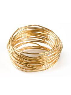 OSANNA VISCONTI cuff bracelet on Vein - getvein.com