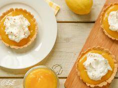 lemon curd taartjes met merengue