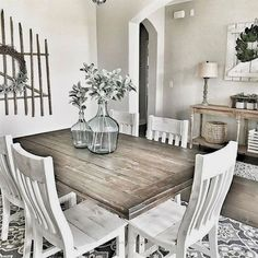 Check it out Gorgeous 80 Lasting Farmhouse Dining Room Decor Ideas insidecorate.com/… The post Gorgeous 80 Lasting Farmhouse Dining Room Decor Ideas insidecorate.com/…… appeared first on 99 Decor .