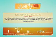 #myenglishschoolpalermo #event #palermo #27giugno #artewiva