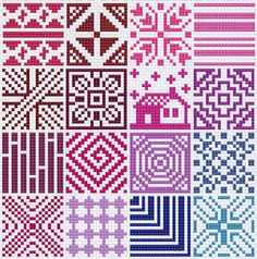 Counted Cross Stitch Rainbow Sampler - Bring some color to your home with this beautiful modern cross stitch sampler! This pattern comes - Cat Cross Stitches, Cross Stitch Borders, Cross Stitch Samplers, Modern Cross Stitch, Cross Stitch Flowers, Cross Stitch Charts, Cross Stitch Designs, Cross Stitching, Cross Stitch Patterns
