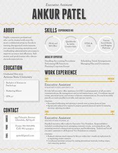 High Quality Custom Resume/CV Templates - UltraLinx