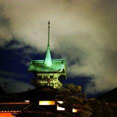 Kyoto at night #exploringtheglobe #japan #tlpicks