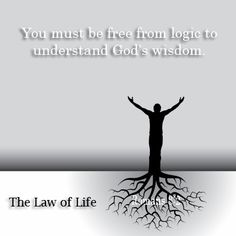 Life has its own Laws.