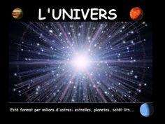 L'univers i el sistema solar by mabad6 via slideshare