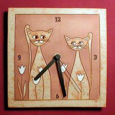 keramické hodiny keramické hodiny o velikosti 18,5 x 18,5 cm s klasickým hodinovým strojkem na 1 tužkovou baterii