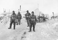 Captain Scott, Simpson, Bowers and Evans leaving for West Mountains, 15 September 1911 Robert Falcon Scott, Robert Scott, Captain Scott, Museum, London, Explore, Mountains, World, Evans
