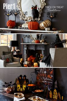 Trick or Treat Traditions: Let's conjure up some Halloween fun with just the right balance of spookiness and charm. Classic orange and black set the mood, but feel free to mix in some silver and gold as an unexpected treat. And it's OK to invite some cuddly spiders and a couple of friendly bats, as long as they all promise not to bite. Come see all of our Halloween collections.
