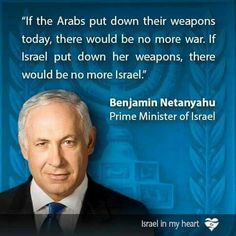 Israel truly is in my heart.