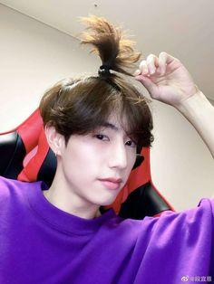 니콜 🔗 on Twitter in 2021 Got7 jinyoung, Got7 mark tuan