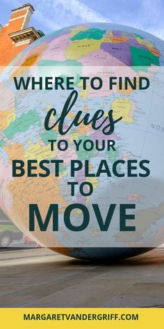 Find out how to find clues to your best places to move and get a behind the scenes look at how my signature Find Your Happy Place system works! Best Places To Move, Coaching Questions, Improve Yourself, Finding Yourself, Moving Tips, Life Advice, Lessons Learned, Helping Others, Happy Life
