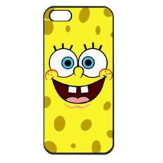 Spongebob Face Iphone 5 case iphone 5 cover
