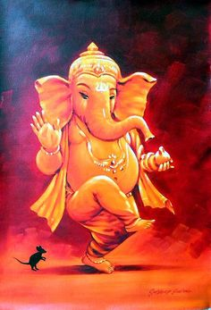 Make this Ganesha Chathurthi 2020 special with rituals and ceremonies. Lord Ganesha is a powerful god that removes Hurdles, grants Wealth, Knowledge & Wisdom. Ganesha Drawing, Lord Ganesha Paintings, Ganesha Art, Krishna Painting, Ganesh Statue, Shiva Art, Krishna Art, Ganesha Pictures, Ganesh Images