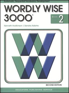 Details for Wordly Wise 3000 2ED 2 Student Book (014269) - Rainbow Resource Center, Inc.