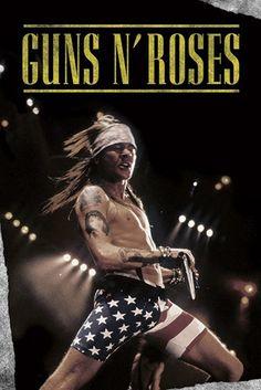 Poster GUNS N ROSES - Shorts