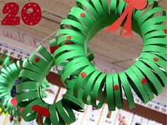 24 Crafts for Kids Christmas crafts & ornaments - Some REALLY good projects here that kids could actually do!