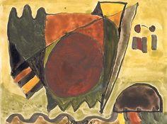 Arthur Dove, Untitled (Centerport), 1941